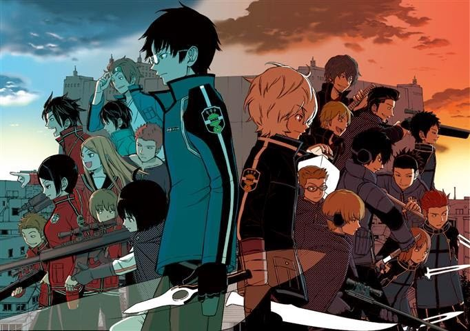 Anime World Trigger