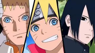 Boruto -Naruto The Movie