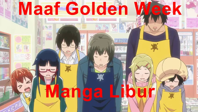 Golden Week Manga Libur