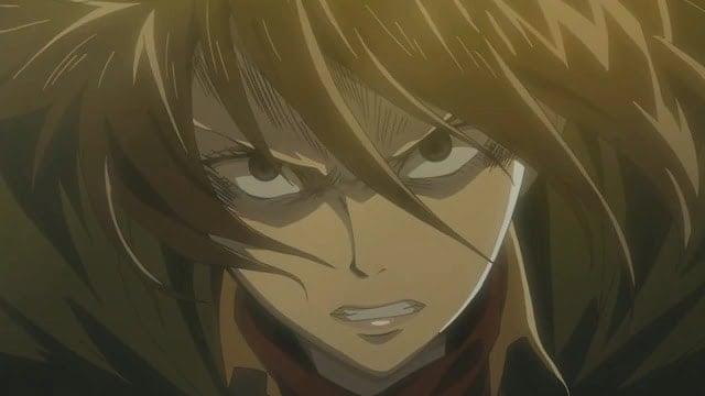 Mikasa Ackerman-min