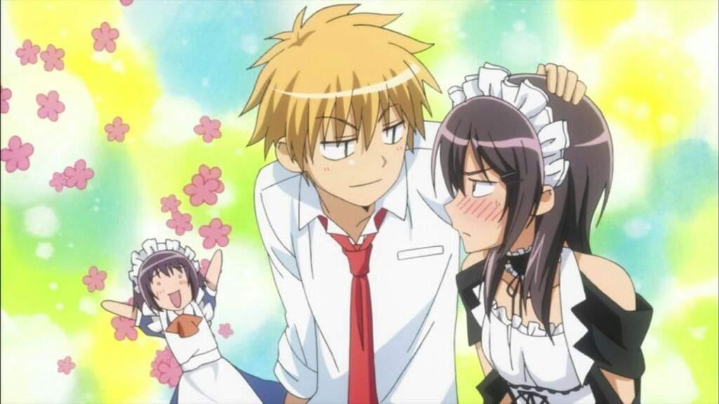 Kaichou Wa Maid Sama Anime Rom Com Terbaik