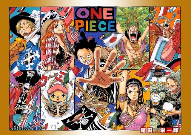 One Piece negara