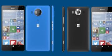 spesifikasiLumia 950 dan Lumia 950 XL