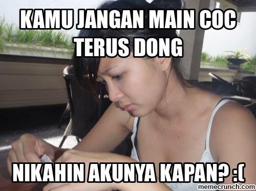 Meme COC Ngakak 08