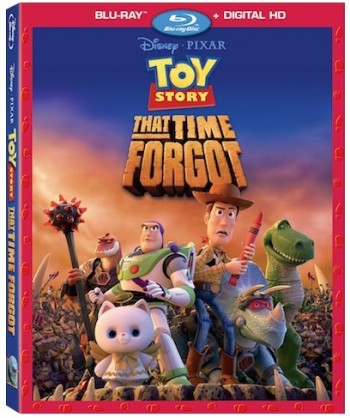 Toy Story The Time that Forgot BD preview