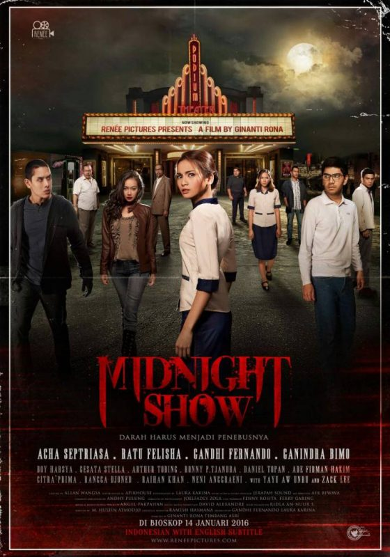 film horor midnight show