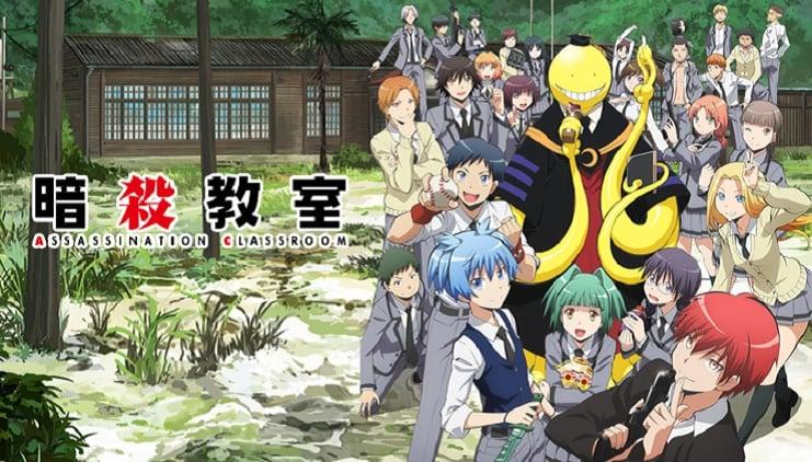Ansatsu Kyoushitsu Anime DAFUNDA