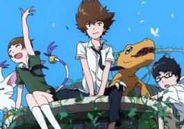 DAFUNDA Digimon Tri Cover