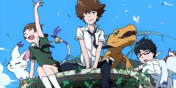 DAFUNDA Digimon Tri Cover