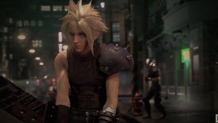 Final Fantasy VII Remake Dibagi DAFUNDA