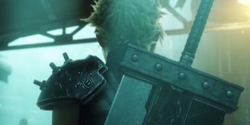 Final Fantasy VII Remake di Bantu Developers Game Naruto