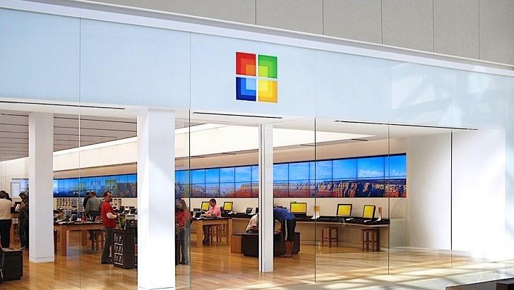 Microsoft Store DAFUNDA