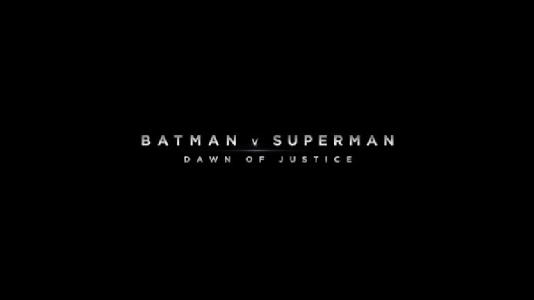 sneak peek trailer abtman v superman