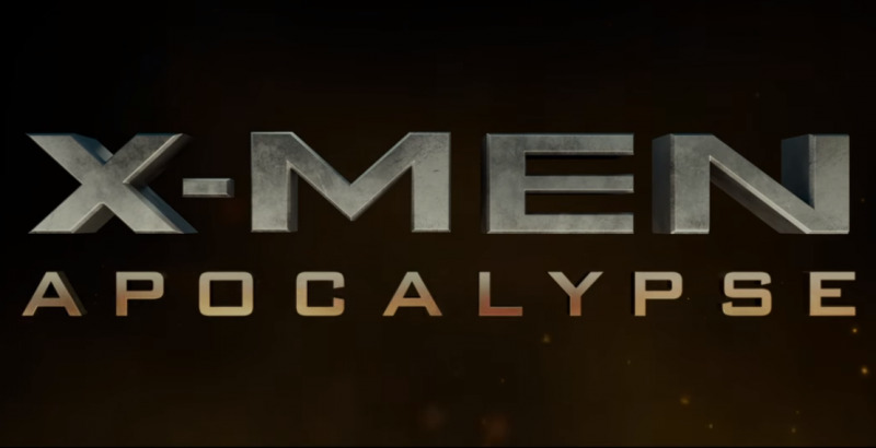 trailer X-men: apocalypse