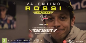 Valentino Rossi The Game COVER