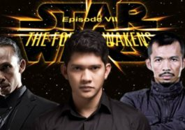 Iko uwais dan pemeran the raid di star wars