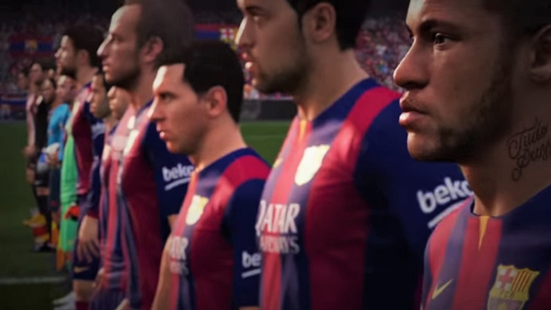 FIFA 16 On Screen preview DAFUNDA