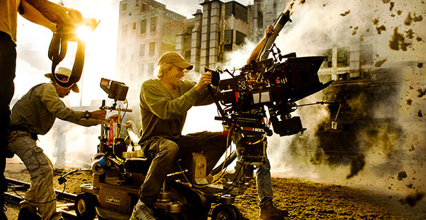 michael bay garap film transformer lagi