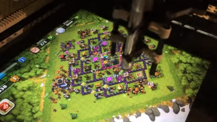 Robot Clash of Clans