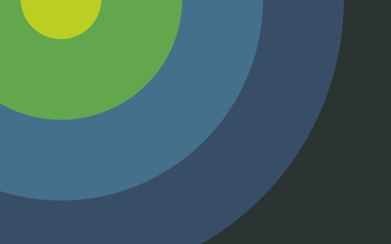 Flat Wallpaper Circle