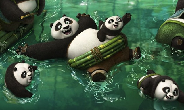 Kalahkan The Revenant, Kung Fu Panda 3 Puncaki Box Office