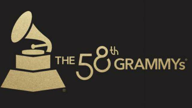 pemenang grammy awards 2016