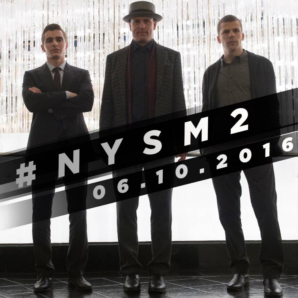 poster now you see me 2