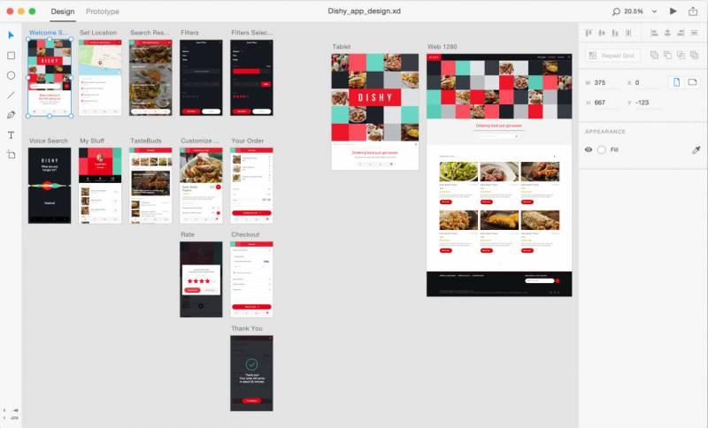 AdobeXD_Design[Dafunda]