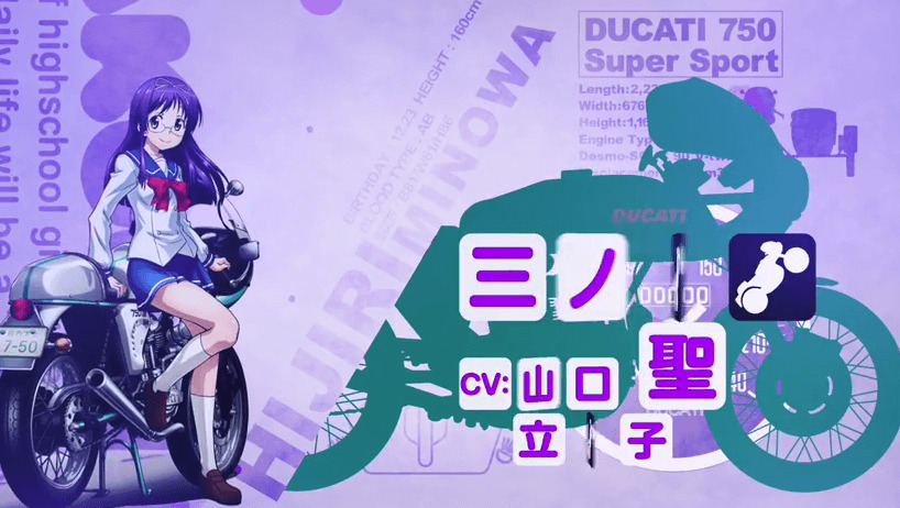 Bokuon Character (1)