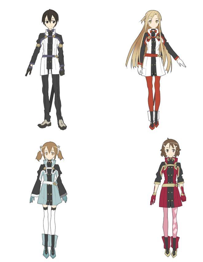 SAO Ordinal Scale Desain 01