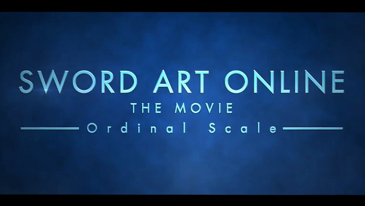 Sword Art Online Ordinal Scale DAF