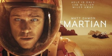 The Martian Poster DAF