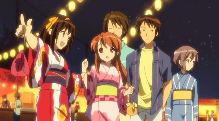 The Melancholy of Suzumiya haruhi Season 2 DAF