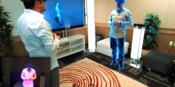 Video Hologram Menjadi Kenyataan