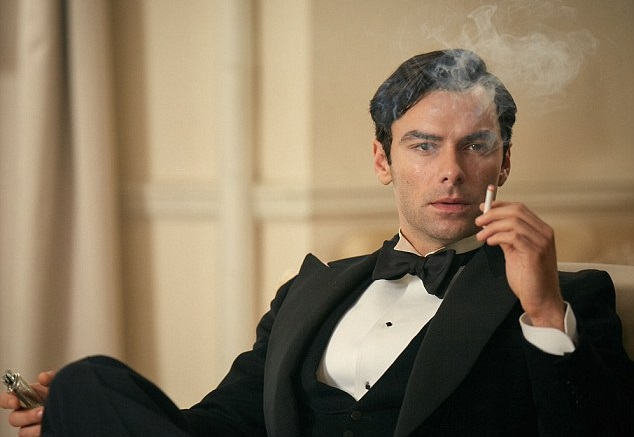 aidan turner the next james bond