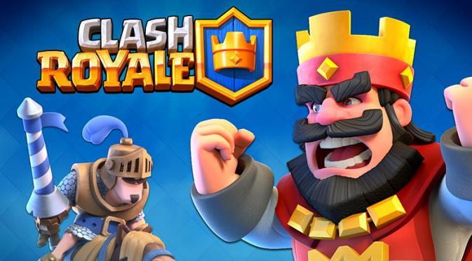 turnamen pertama clash royale