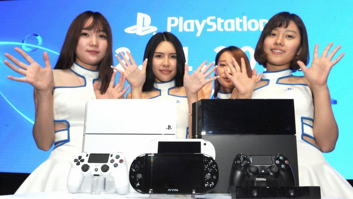 Playstation 4,5 Preview