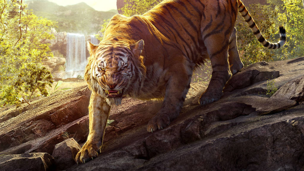 Harimau Dendam Sama Manusia? The Jungle Book Ungkap Rahasianya