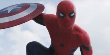 spider-man muncul, dalam trailer kedua civil war