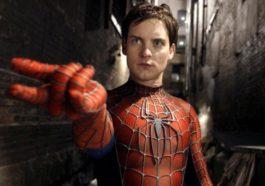 kostum spider-man