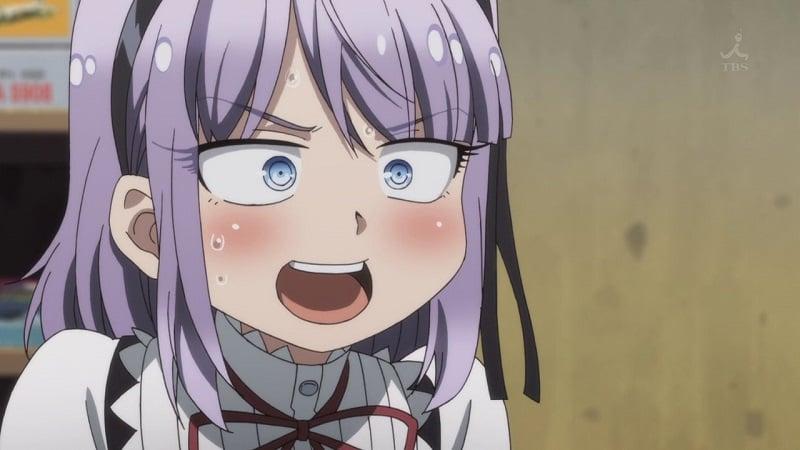 Anime Terbaik Winter 2016 - Dagashi Kashi