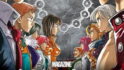 Civil War Anime Seven Deadly Sins