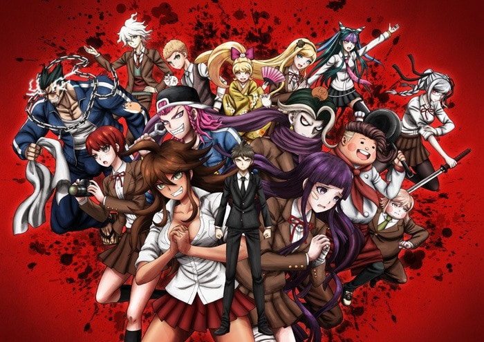 Danganronpa 3 Visual Art Terbaru