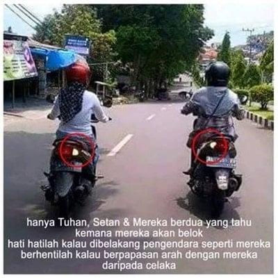 MEME ibu ibu Naik Motor (7)