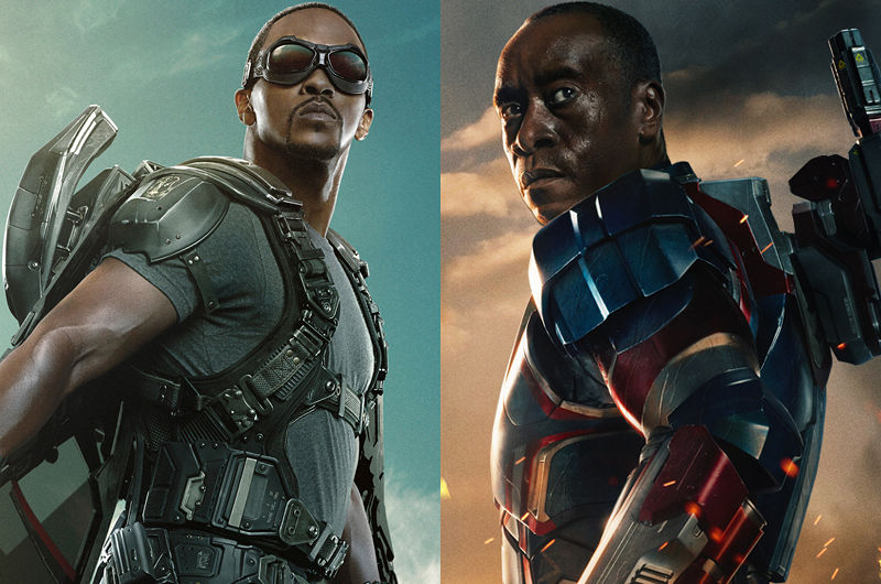 falcon dan war machine