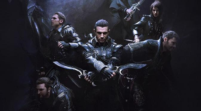 kingsglaive teaser trailer final fantasy 15