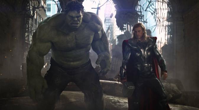 hulk dan thor