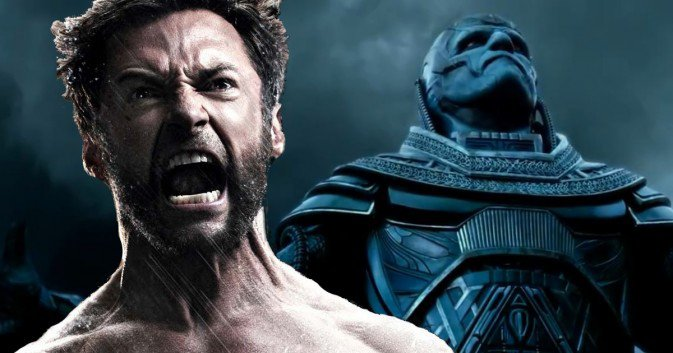 wolverine in x-men apocalypse
