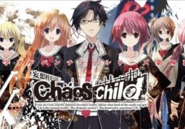 Anime CHAOS CHILD