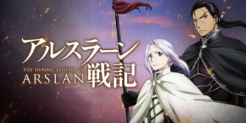 Arslan Senki Dust Storm Dance (Season 2)